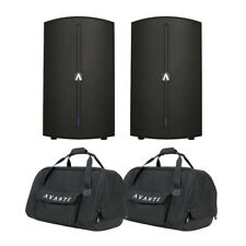 "Avante A10 Active 10"" Speaker System 2000W Pair Sound System PA DJ"