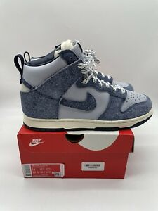 Nike Dunk High x Notre Midnight Navy 2021 Size 11 DS OG All