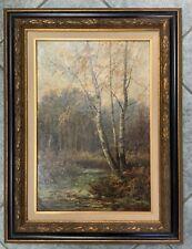 Charles L Shaw Painting 19th Century Brittish Artist