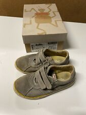 Camper Kids' Pursuit K800117 Sneaker Brown Canvas Beige Eu 32 Us 1 Shoes Eu 32