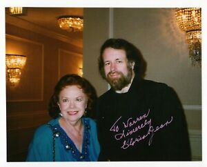 Gloria Jean - American Actress and Singer - Autographed 8x10 Photo