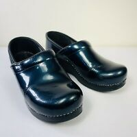 DANSKO Leather Professional  Clogs Size 38 women's Shoes fast shipping