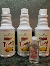 Young Living Thieves Household Cleaner Lot of 3 * FAST FREE SHIP *