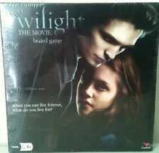 TWILIGHT BOARD GAME  Edward & Bella VAMPIRE Movie  ~ SEALED  NEW
