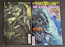 DC UNIVERSE BATMAN DETECTIVE COMICS # 1015 YOTV AND # 1023 VARIANT TWO BOOK LOT