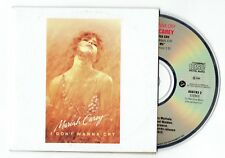 Mariah Carey I Don't Wanna Cry Ultra Rare Australian Promo Card Sleeve CD