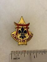 Authentic US Army 30th Air Defense Artillery Insignia DUI Unit Crest 22M