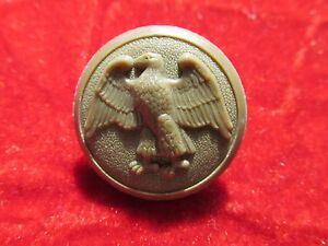 WW2 WAAC button 1 inch mint Womens Auxillary Army Corp