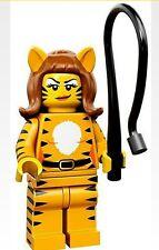 Lego Minifigure: tiger woman