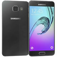 Samsung Galaxy A3 (2016) A310M 16GB GSM Unlocked Android SmartPhone - Black