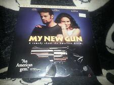 My New Gun NEW SEALED Widescreen Laserdisc LD Diane Lane Free Ship $30 Orders