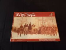 Board Game, We the People, Avalon Hill, 1993 UNPUNCHED