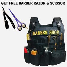Professional Hairdressing Barber Apron Vest Hairstylist Barber Vest Apron Vest