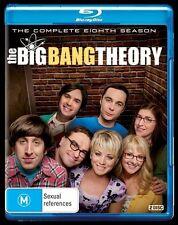 The Big Bang Theory : Season 8 (Blu-ray, 2015, 2-Disc Set)