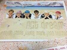 NCT DREAM WE YOUNG Official Poster Only Unfolded Poster in a tube + Gift, New