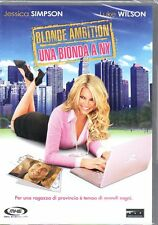 BLONDE AMBITION - UNA BIONDA A NY - DVD (NUOVO SIGILLATO)