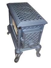 Nouveau Godin 390101 Chauffette 5 kW poêle à bois noir anthracite Camino Forno