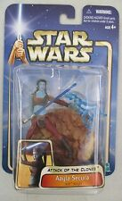 Moc 2002 Star Wars Attack Of The Clones Aayla Secura Jedi Knight Action Figure