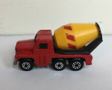MATCHBOX  SUPERFAST  #19 CEMENT TRUCK  c