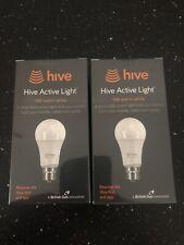 hive active light bulb