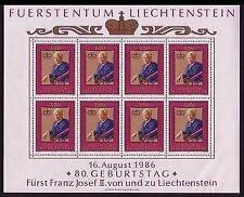 Royalty Mint Never Hinged/MNH Liechtenstein Stamps