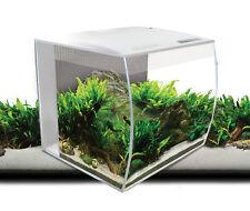 Fluval Flex 57l Aquarium Komplettset weiß