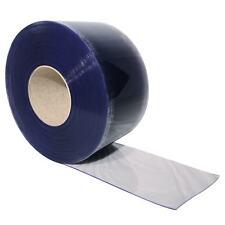Bobine PVC 400x3 mm trasparente per tende, bobina da 50 metri