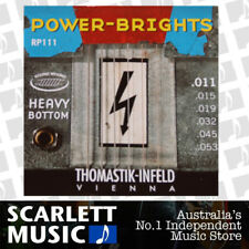 Thomastik-Infeld Power-Brights RP-111 Electric Guitar Strings 11-53 Heavy Bottom