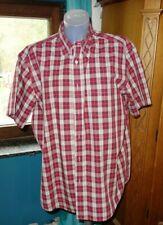 GAP  -  sehr schönes  Kurzarm Hemd - Karohemd -  Gr. L - top Zustand