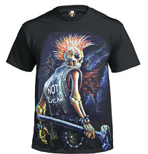 08e46b38a Tattoo Biker Short Sleeve T-Shirts for Men for sale | eBay