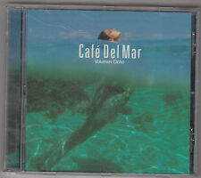 CAFE DEL MAR - volumen ocho CD