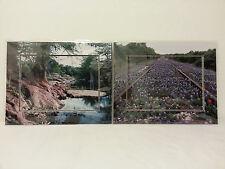 Dan Richards photo art set of 2 unframed new in plastic cover 14 x 11