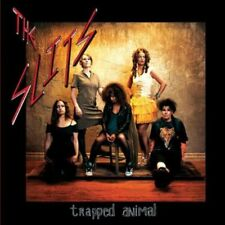 Slits, The-Trapped ANIMAL CD NUOVO OVP
