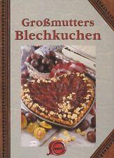 Großmutters Blechkuchen + traditionelle Rezepte Backen Ideen + gebundene Ausgabe