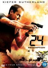 24: Redemption DVD (2008) Kiefer Sutherland