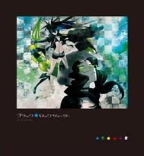 New Black Rock Shooter DVD BOX Limited Figma Insane Figure CD Soundtrack F/S