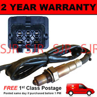 FRONT 5 WIRE WIDEBAND OXYGEN LAMBDA O2 SENSOR FOR FORD FOCUS 2.5 ST 2.5I 05-11