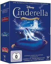 Cinderella 1-3 Trilogie-Pack Teil 1 - 3 DVD