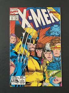 X-Men #11 (JIM LEE) WOLVERINE 1992 MARVEL COMICS (MCU)