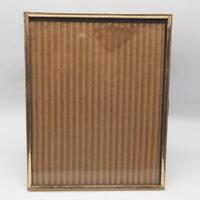 Vintage Goldtone Design Metal Picture Frame for 8x10