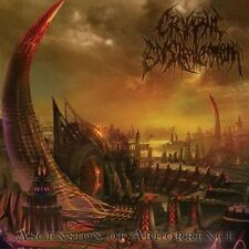 CRYPTIC ENSLAVEMENT (ca) - Ascension Of Abhorrence - CD - DEATH METAL