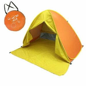 Beach Tent Toy Pop Up Portable Baby Pool UV Protection Sun Shelter Pool Outdoor