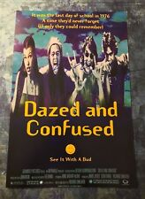 GFA Dazed and Confused * RICHARD LINKLATER * Signed 12x18 Photo Poster COA