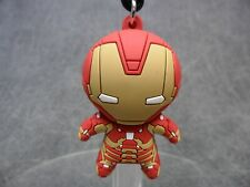 Avengers Video Game NEW * Iron Man Clip * Opened Blind Bag Gamerverse Key Chain