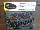 Giazotto Adagio pour orchestre à cordes & orgue disque 33 tours 1/3 vinyle