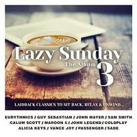 LAZY SUNDAY The Album 3 VARIOUS ARTISTS 2 CD NEW
