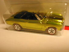 Hotwheels Classics series 2 #1 1970 CHEVELLE CONVERTIBLE antifreeze   chevrolet