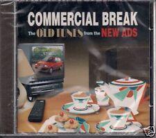 CD Armstrong, Astaire, Trenet, Doris Day, Al Bowlly `Commercial Break` Neu/OVP