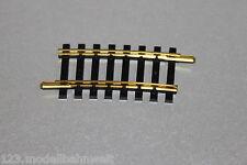 Fleischmann 6033 gebogenes Modellgleis R2= 415mm 7,5° Spur H0