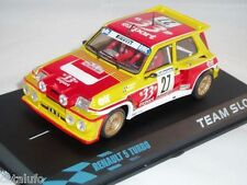 TEAM SLOT RENAULT 5 MAXITURBO AURIOL REF.  12104   Nuevo New 1/32